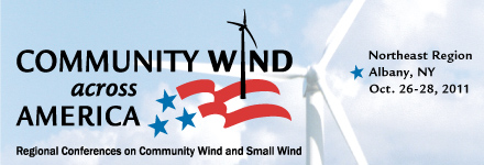 Community Wind Across America - Northeast Region