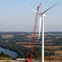 LCSWMA - PPL Wind Turbines