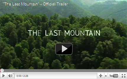 Watch The Last Mountain Trailer
