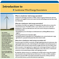 Introduction to LWEA