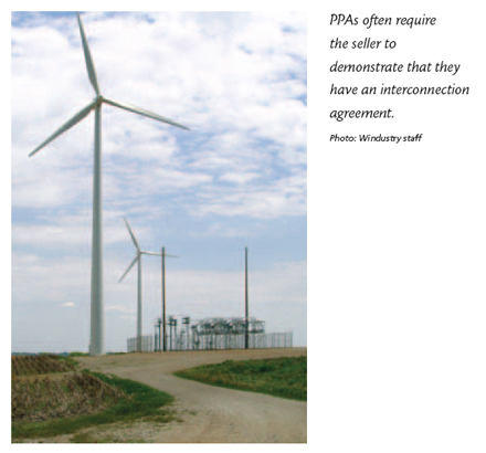 Wind turbine and power station.