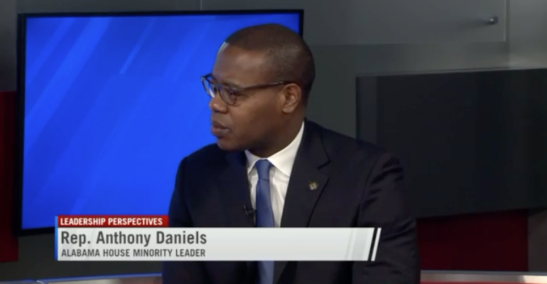 Representative Anthony Daniels speaks to WHNT about the Billion-Dollar Plan
