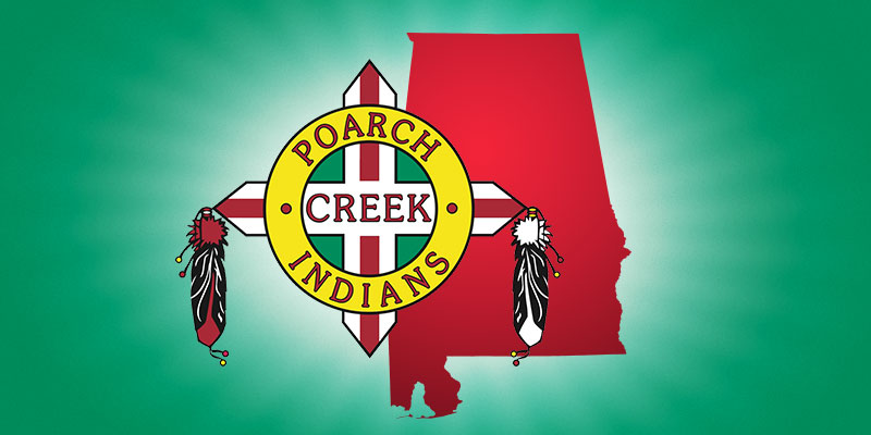Poarch Band of Creek Indians propose compact that could pay billions to State of Alabama