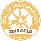 Guidestar Gold Seal Widget