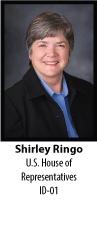 Shirley Ringo