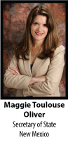 Maggie Toulouse Oliver