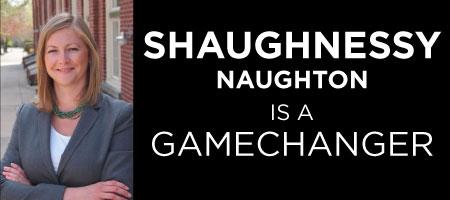 Shaughnessy Naughton