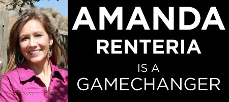 Game Changer: Amanda Renteria - Women's Campaign Fund new site