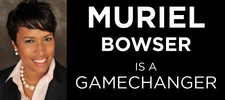 Muriel Bowser