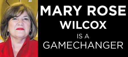 Mary Rose Wilcox
