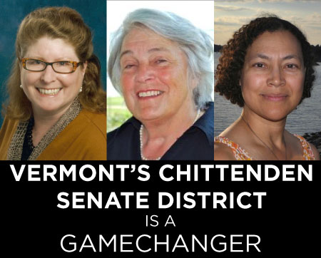 Vermont Senate - Chittenden District