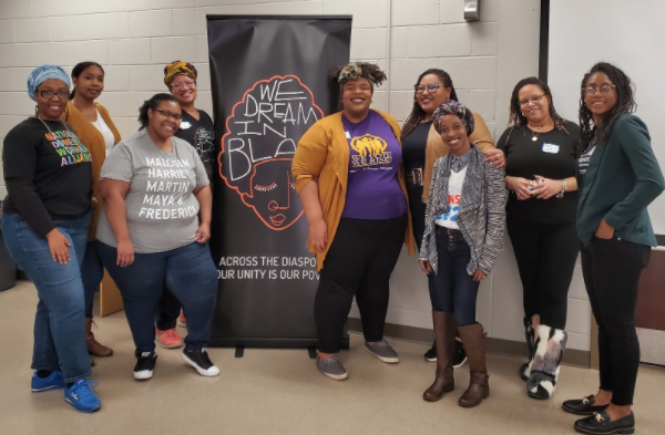 Caption: Our Annual People's State of the Union with 9to5 Georgia and National Domestic Workers' Alliance: We Dream in Black - Atlanta Chapter