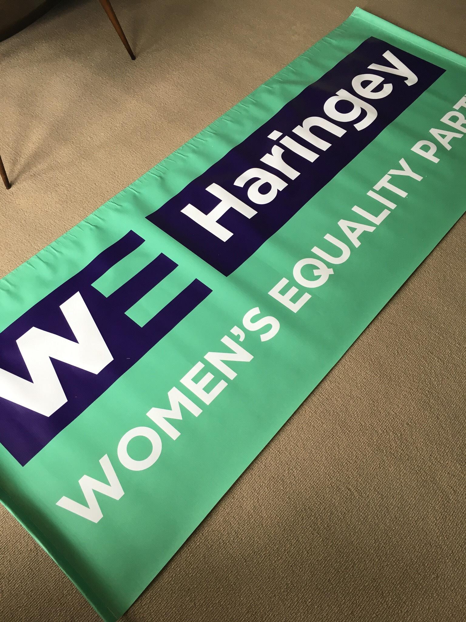 WEP Haringey Banner