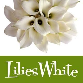 Lilies White Floral Studio