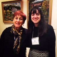 Dr. Michal Allon and Betsy Laikin