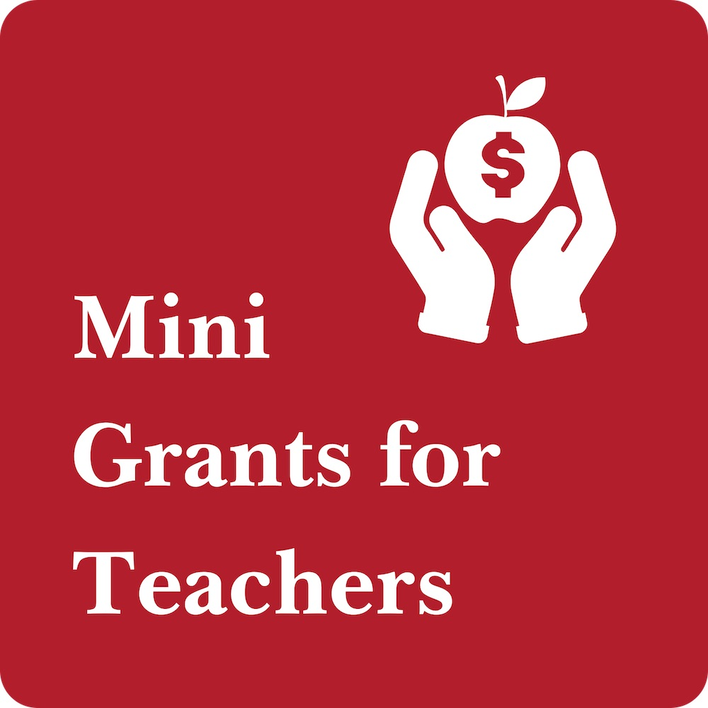 Mini Grants for Teachers