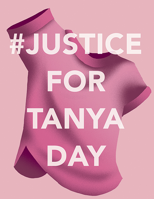 # Justice for Tanya Day