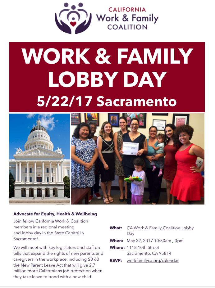 Lobby Day Flyer