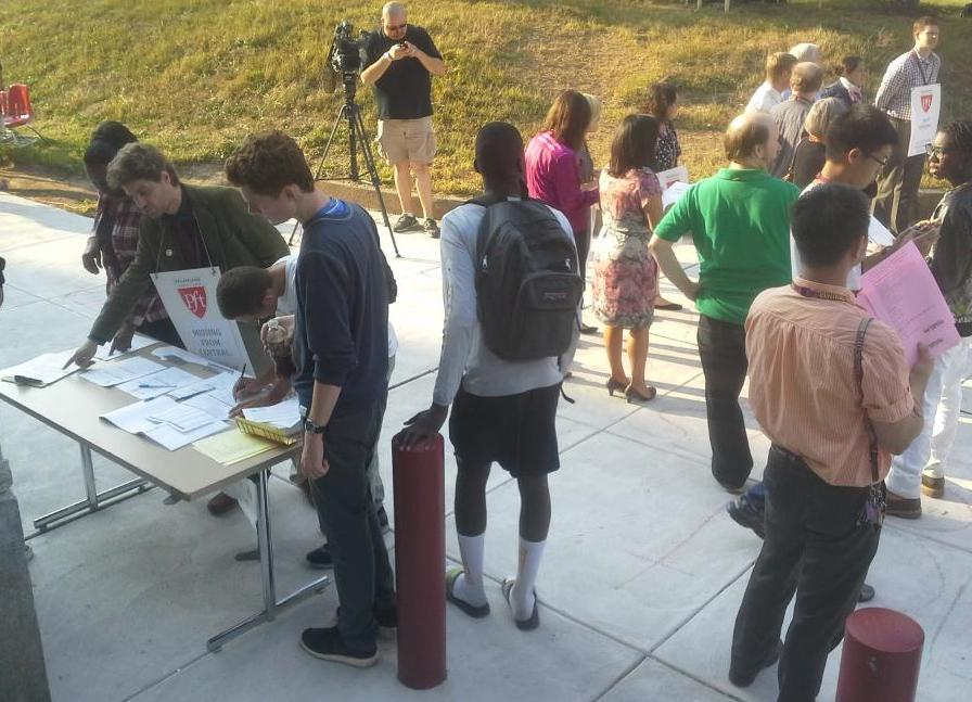 Registering Students & Parents to Vote