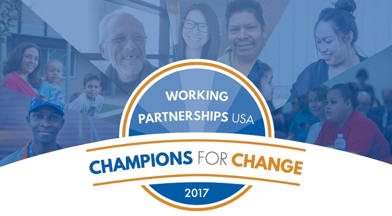 Champions for Change 2017