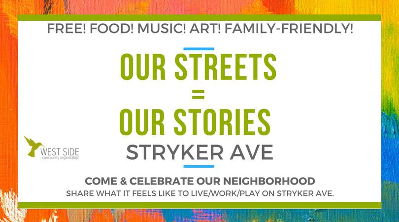 Our Streets = Our Stories: Stryker Ave