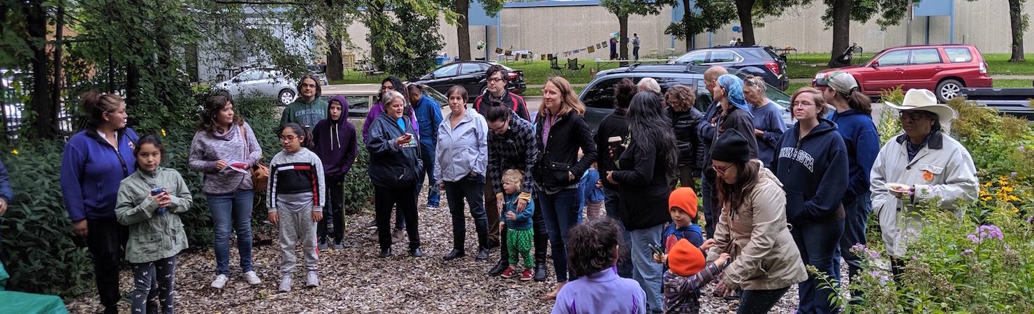 community garden meeting
