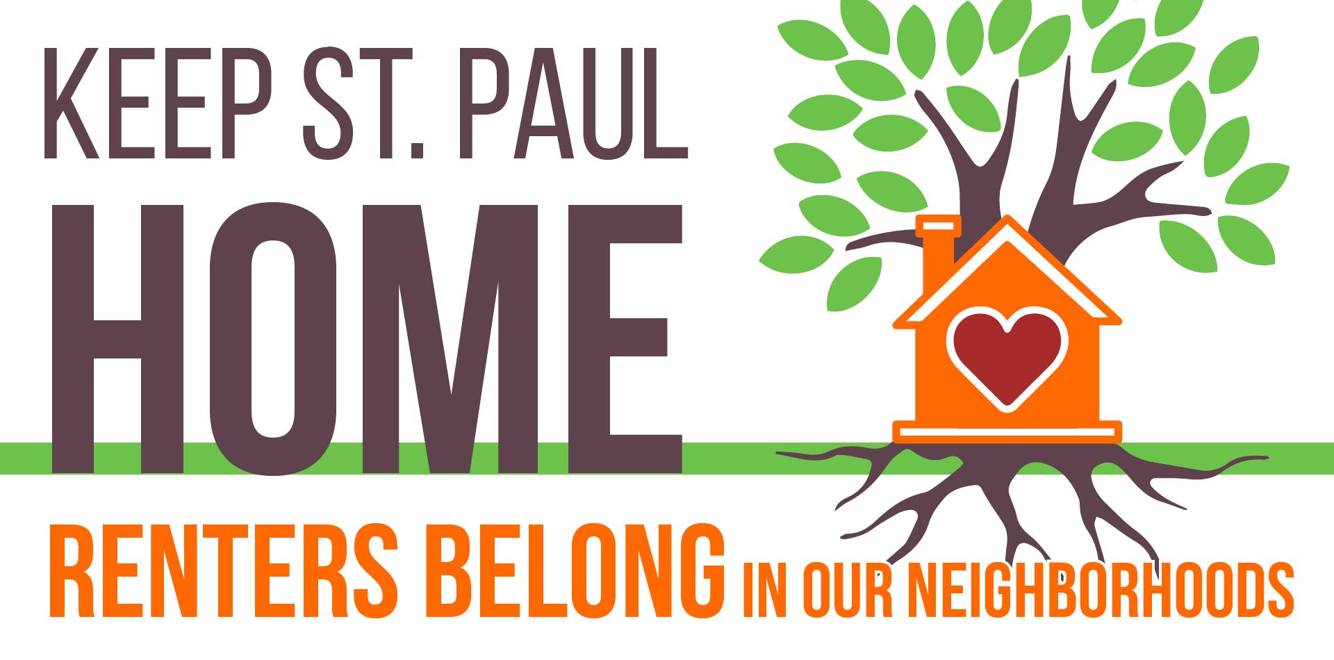 keep st paul home logo