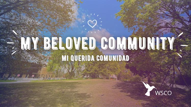 my beloved community header