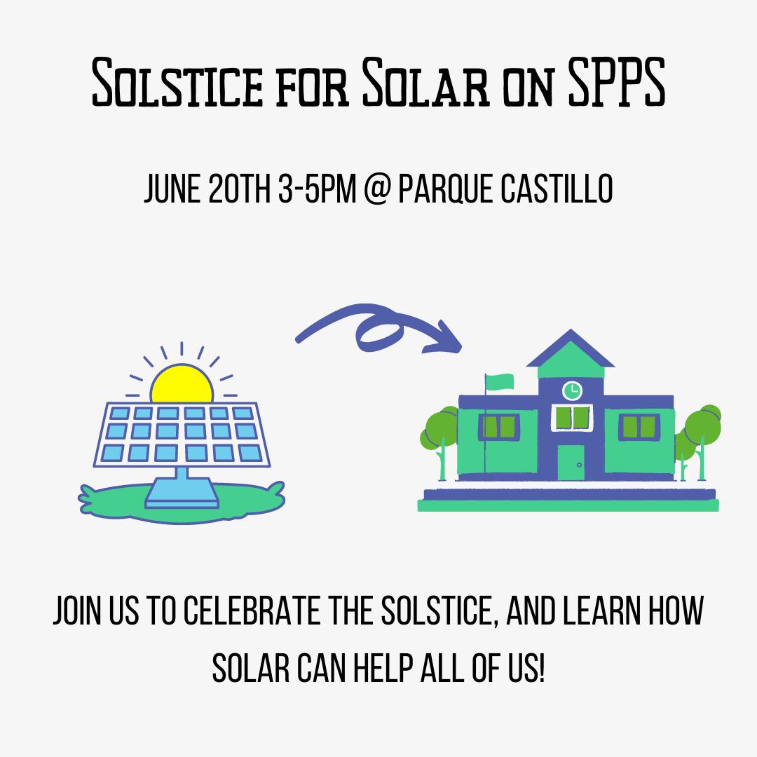solstice for solar on spps