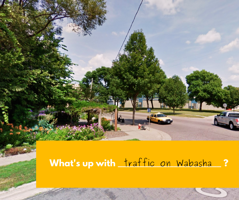 What's up with Wabasha