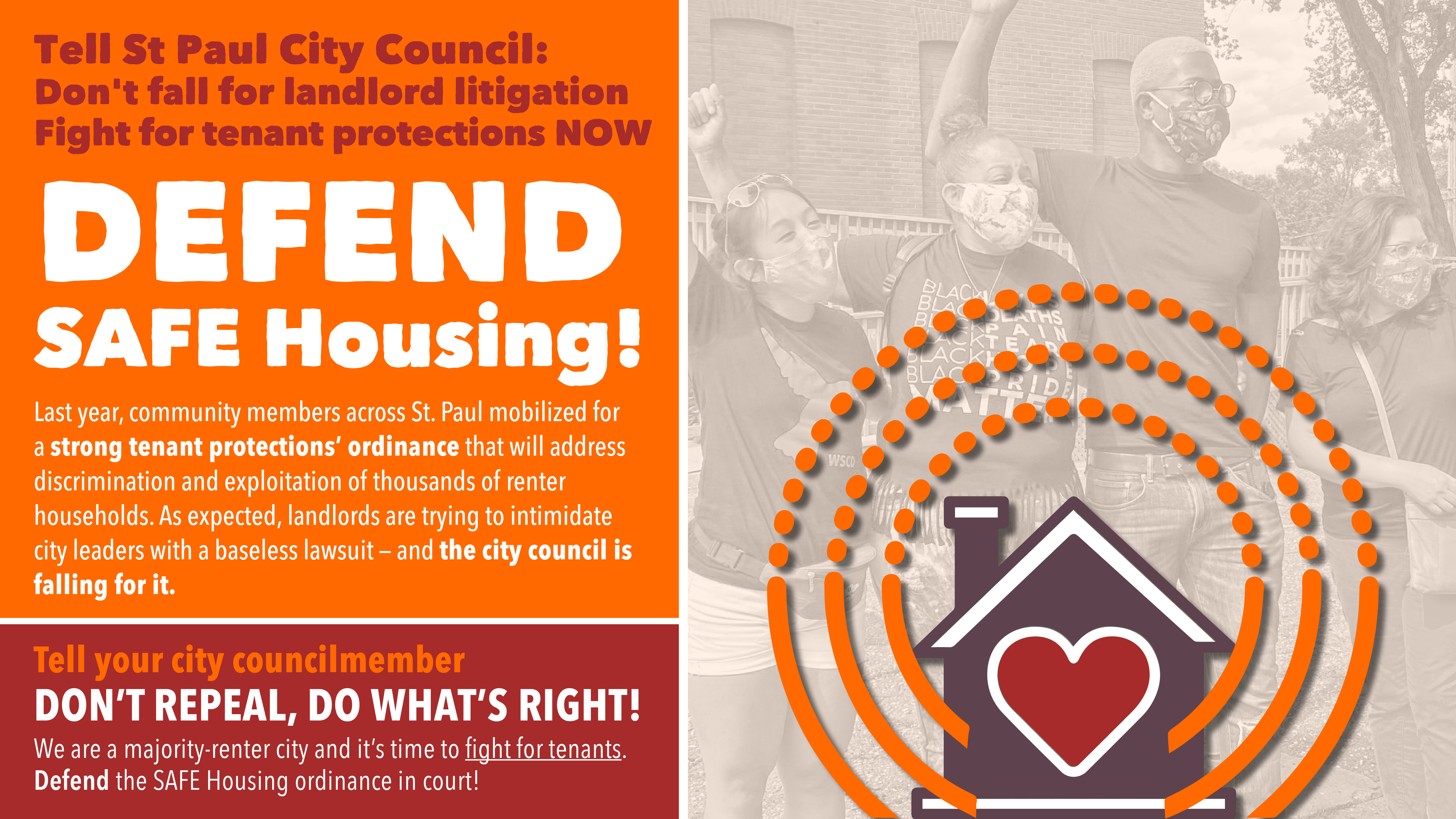 defend safe housing