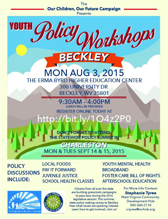 2015 WVRPW Beckley