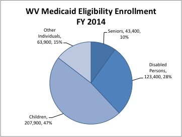 2014 Enrollment Medicaid