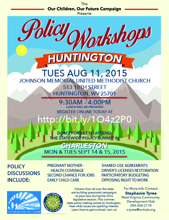 2015 WVRPW Huntington