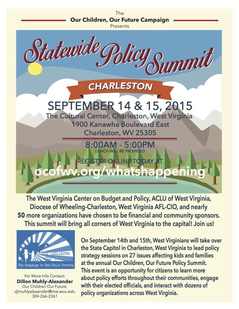 2015 Summit poster