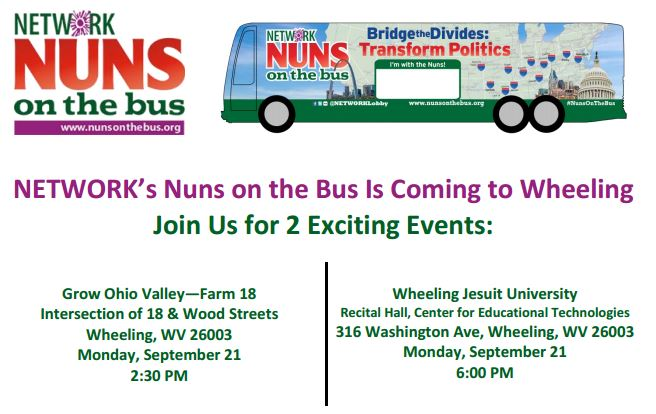 Nuns on the bus 9.21.15