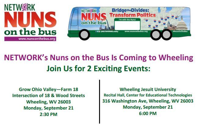 Nuns on the bus 9.21.15