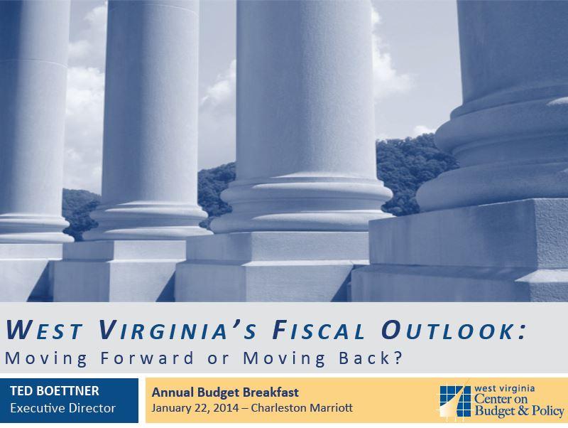 2014 Budget Breakfast presentation