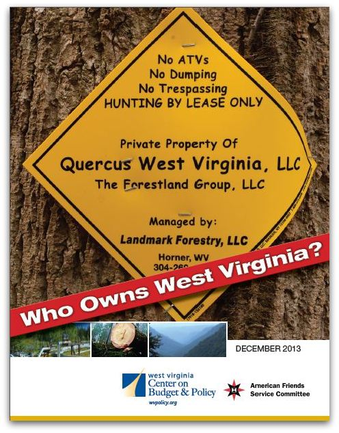 Who Owns West Virginia?