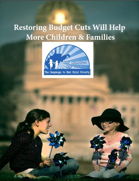 2014 Budget Cuts reort cover