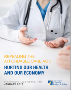ACA report cover