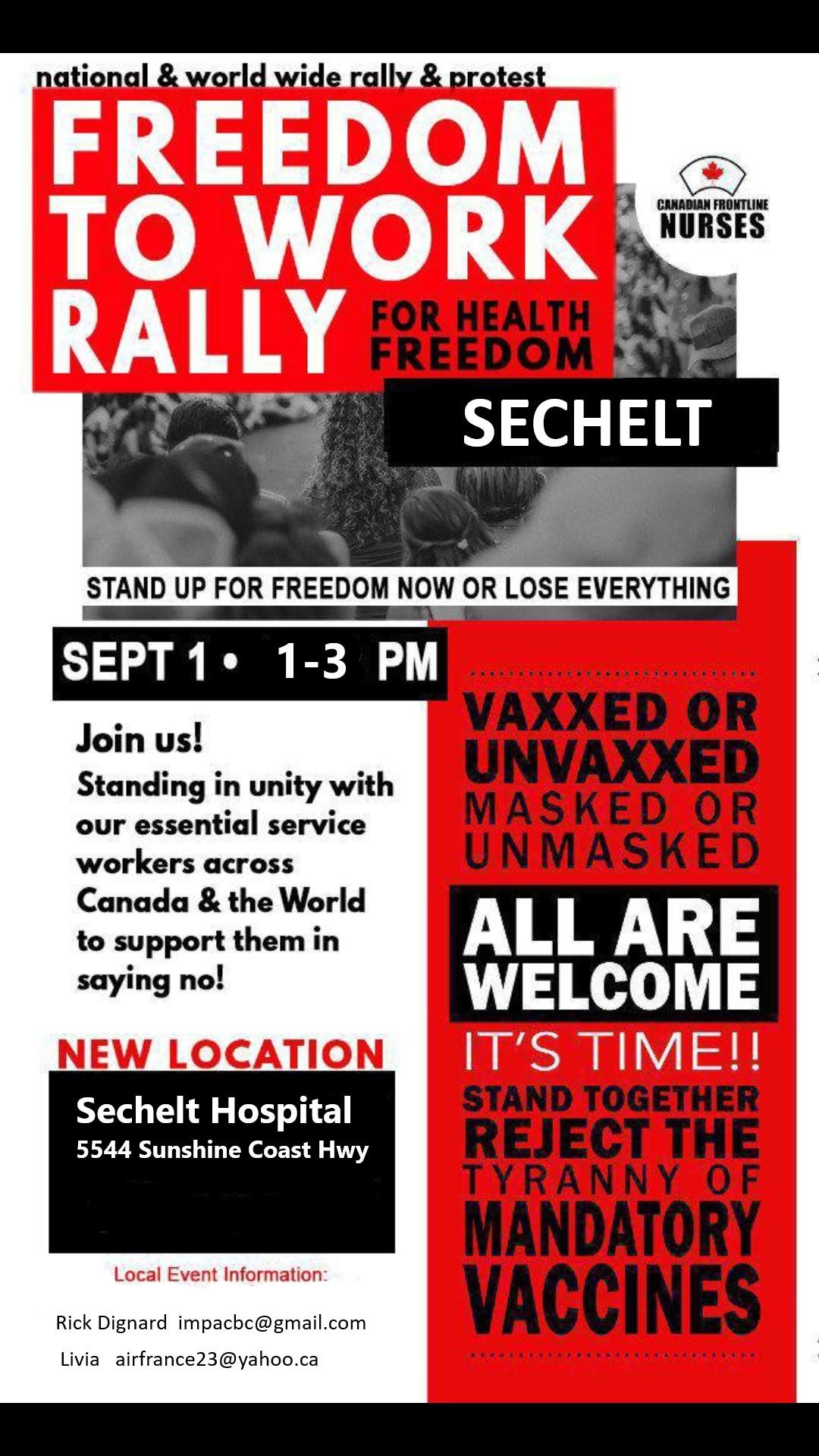 Sechelt Rally