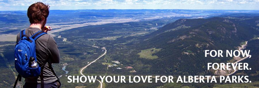 Love Alberta parks