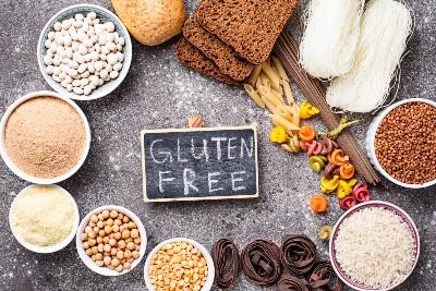 gluten free wheat