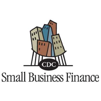 CDC Small Business Finance logo