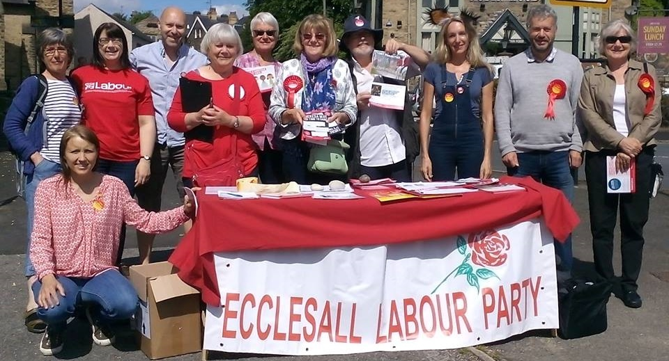 Ecclesall Labour campaigners
