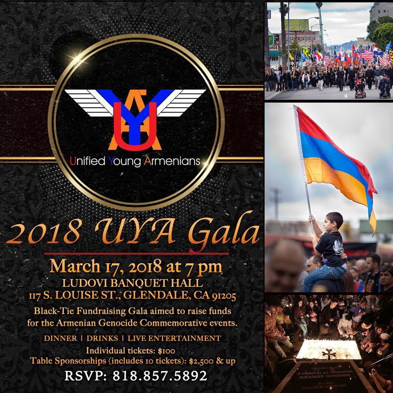 UYA 2018 Gala
