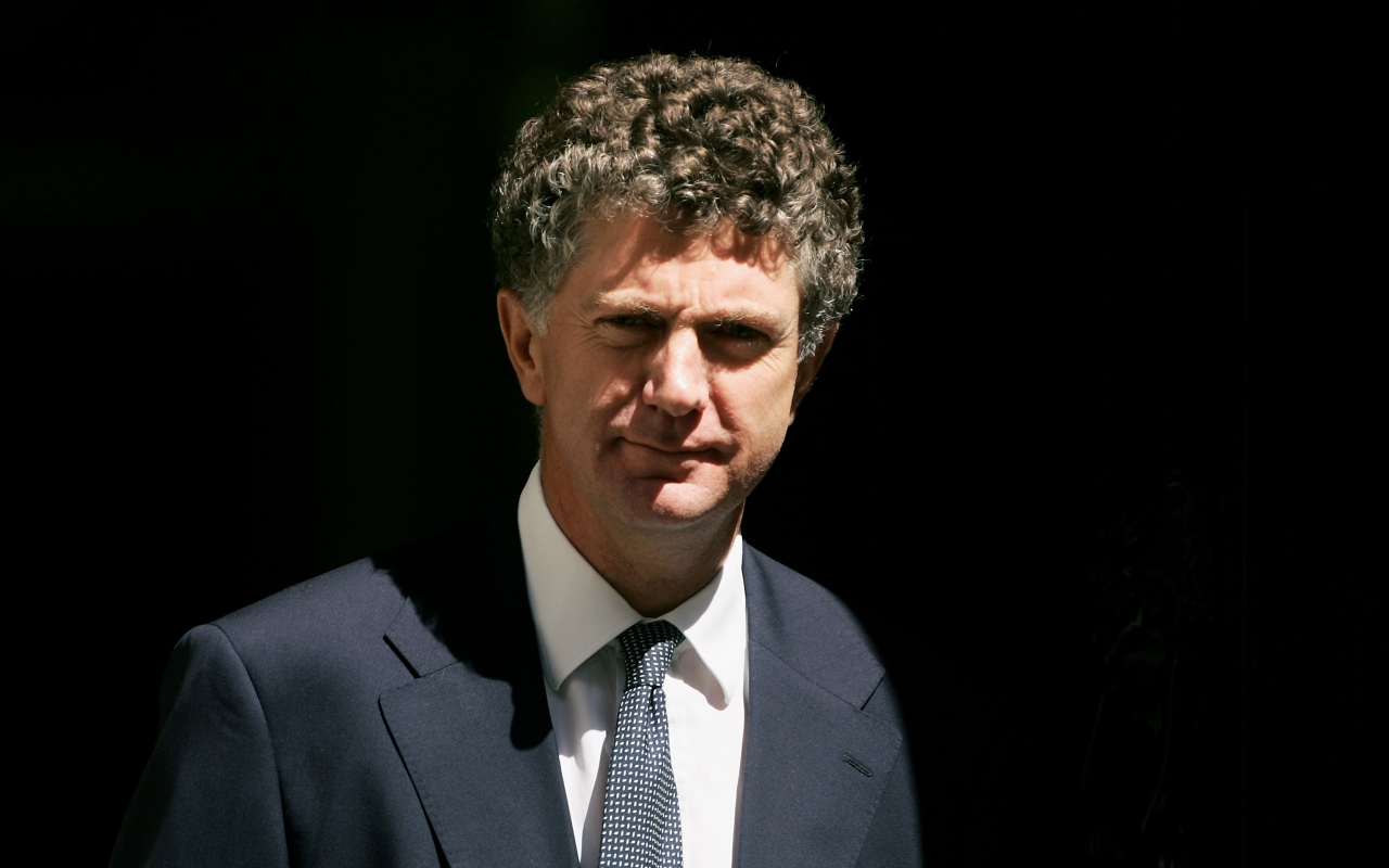 In conversation with Jonathan Powell