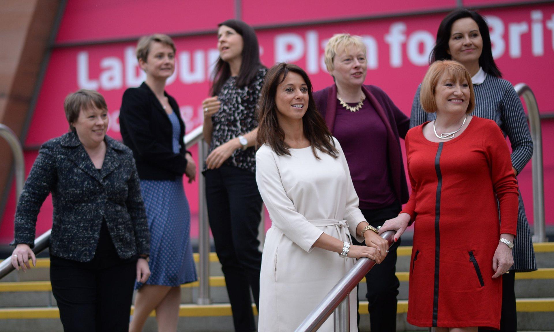 Labour's women's problem