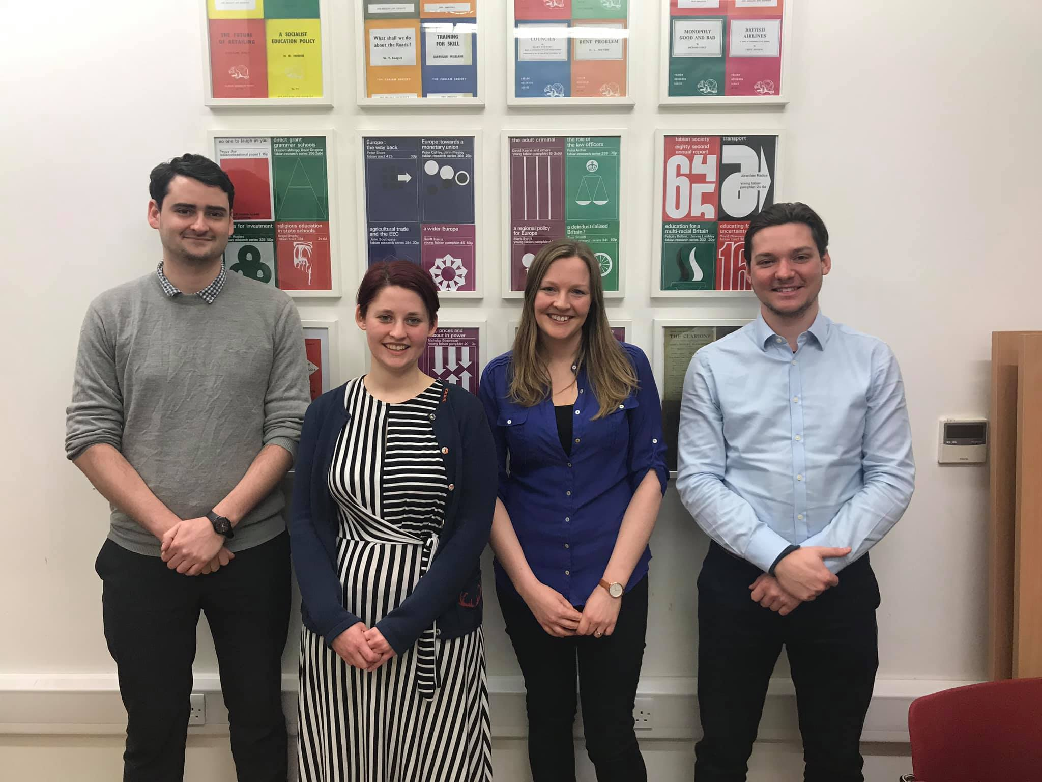 Young Fabians Education Network Steering Committee, 2019
